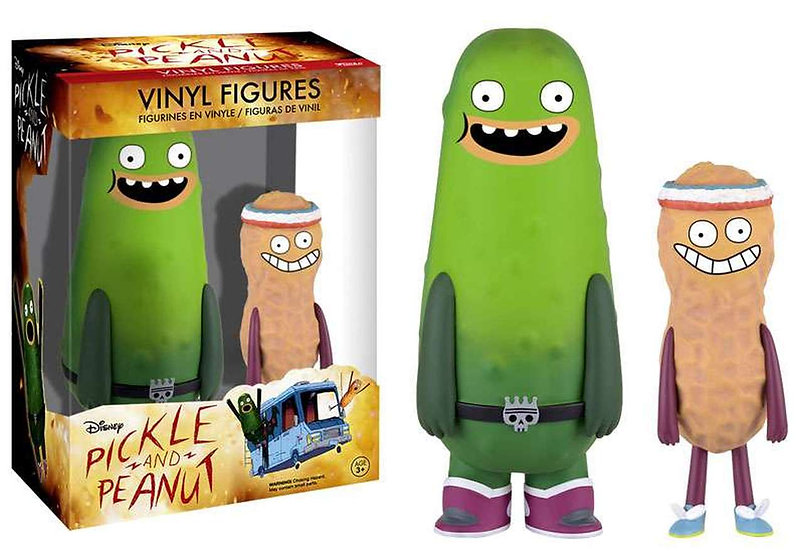 Funko Disney Pickle and Peanut Pickle & Peanut Vinyl Figure