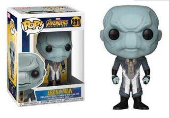 Pop! Marvel Avengers Infinity War Vinyl Bobble-Head Ebony Maw #291