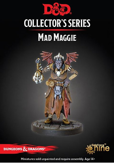 Dungeons and Dragons: Baldur's Gate: Descent into Avernus - Mad Maggie