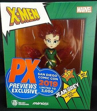 Marvel X-Men SDCC 2019 Jean Grey Phoenix PX Figure Limited to 3000