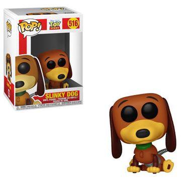 Pop! Disney Toy Story Vinyl Figure Slinky Dog #516