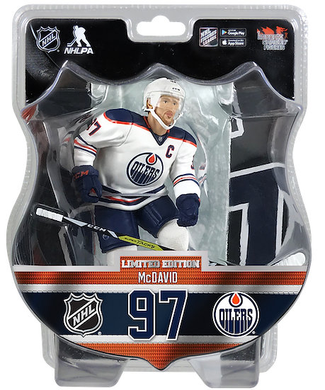 """Limited Edition Import Dragons Connor McDavid 6"""" Figure"""