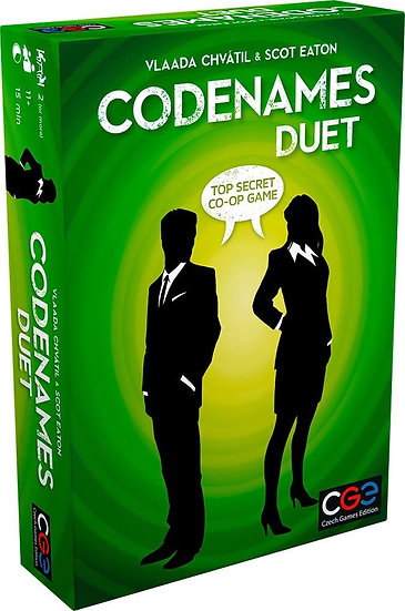 Codenames: Duet-The Two Player Word
