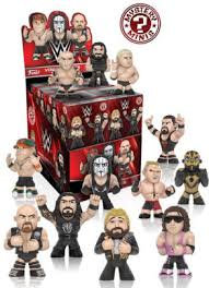 Funko Mystery Minis: WWE S2 Blind Boxed