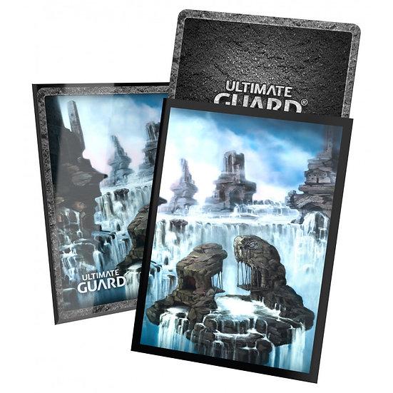 Ultimate Guard Island Lands Edition II Artwork Sleeves