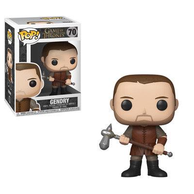 Pop! Television Game of Thrones Vinyl Figure Gendry #70