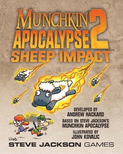 Munchkin: Apocalypse 2- Sheep Impact