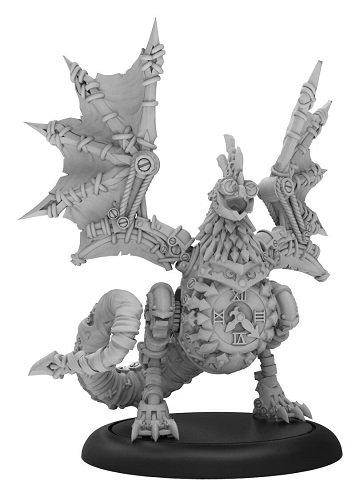Hordes: Grymkin Clockatrice - Grymkin Heavy Warbeast