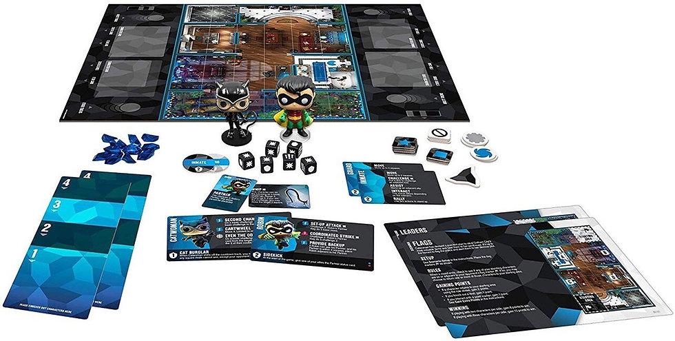 DC Comics POP! Funkoverse 101 Strategy Board Game Expandalone