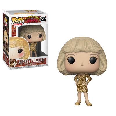 Pop! Movies Little Shop of Horrors Vinyl Figure Audrey Fulquad #656