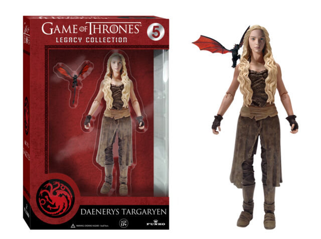 Funko Game Of Thrones Daenerys Targaryen Legacy Collection Action Figure