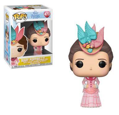 Pop! Disney Mary Poppins Vinyl Figure Mary Poppins with Dress #473