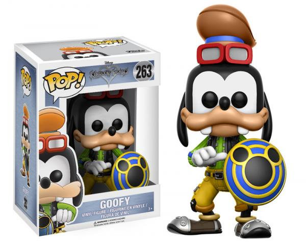 Pop! Disney Kingdom Hearts Vinyl Figure Goofy #263