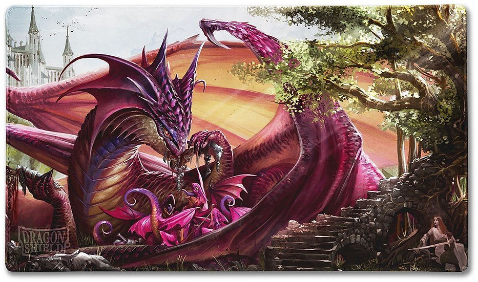 DRAGON SHIELD - MOTHERS DAY DRAGON PLAYMAT - LIMITED EDITION