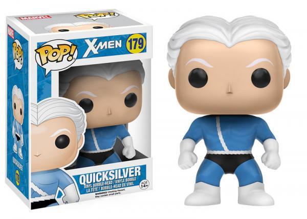 Pop! Marvel X-Men Vinyl Bobble-Head Quicksilver #179