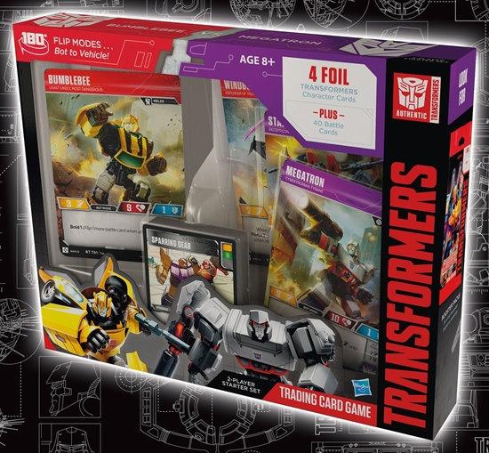 Transformers TCG: Autobots Starter Set