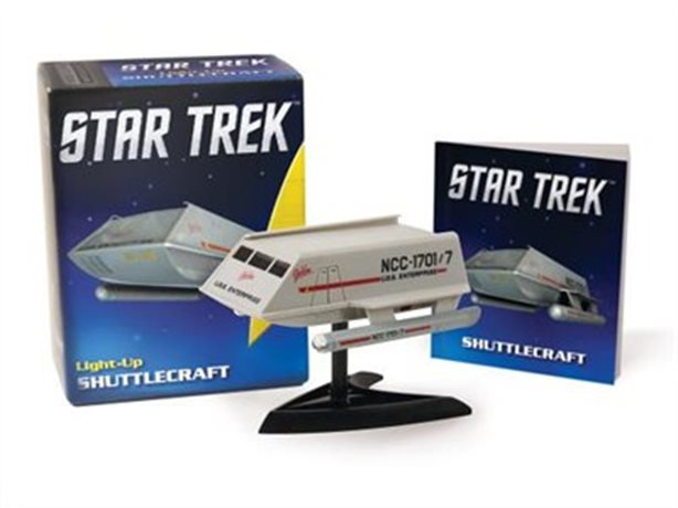 Star Trek Light-Up Shuttlecraft