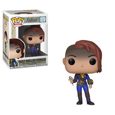 Pop! Games Fallout Vinyl Figure Vault Dweller (Female) #372