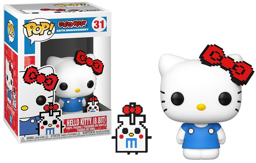 Pop! Sanrio Hello Kitty Vinyl Figure Hello Kitty (Classic) #28