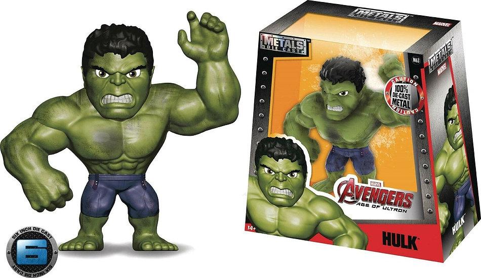 """METALS Marvel 6"""" Figure - Hulk"""
