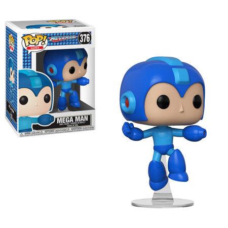 Pop! Games Mega Man Vinyl Figure Mega Man #376
