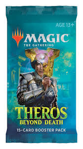 Magic The Gathering Theros Beyond Death Booster Pack English