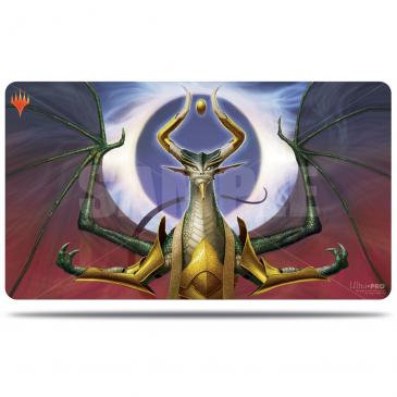 War of the Spark Alternate Art Playmat - Bolas for Magic: The Gathering