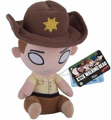 """Funko Mopeez Walking Dead Rick Grimes Toy Soft Plush Figure 6"""""""