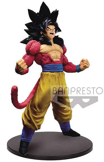Dragon Ball GT Blood of Saiyans Super Saiyan 4 Son Goku 6.3-Inch PVC Figure