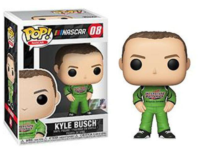 Funko Pop Nascar Kyle Busch #08