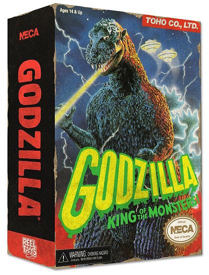 Godzilla - Classic Video Game Monster Figure