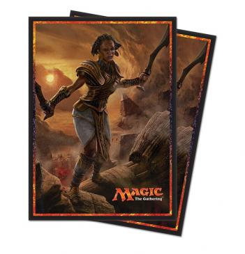 Hour of Devastation V3 Standard Deck Protector Sleeves 80ct for Magic Cards
