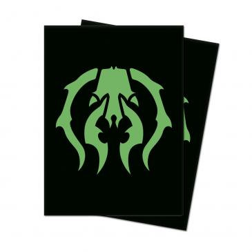 Guilds of Ravnica - Golgari Swarm Standard Deck Protector sleeves 100ct for Magi