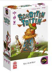 Iello Game Schotten Totten