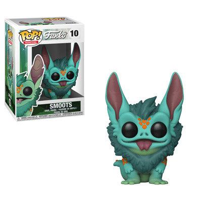 Pop! Monsters Vinyl Figure Smoots #10