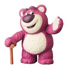 Disney Toy Story Figure Lotso Huggin' Bear