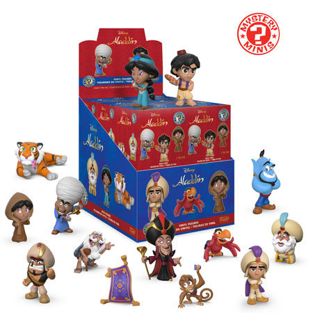 Funko Mystery Minis Disney Aladdin Blind Box