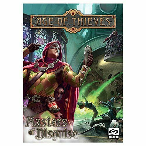 Age of Thieves: Masters of Disguise Board Game