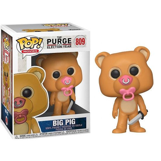 Pop! Movies The Purge: Election Year Vinyl Figure Big Pig #809