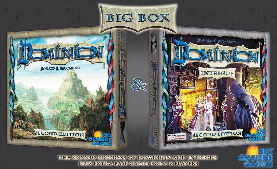 Dominion Big Box (Second Edition)