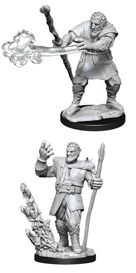 Dungeons & Dragons Nolzur's Marvelous Miniatures: MALE FIRBOLG DRUID