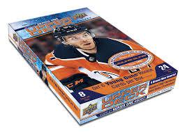 2020-21 Upper Deck Series One Hockey Hobby Box