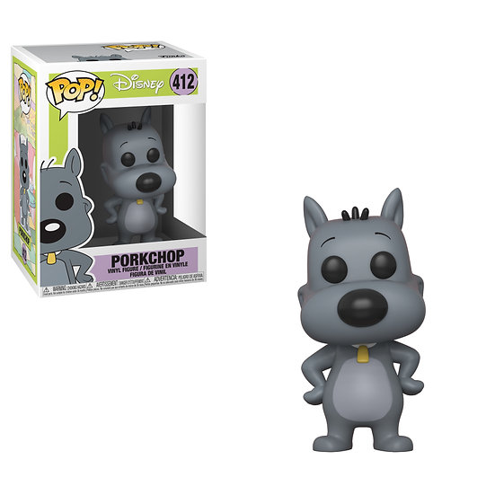 Pop! Disney Doug Vinyl Figure Porkchop #412