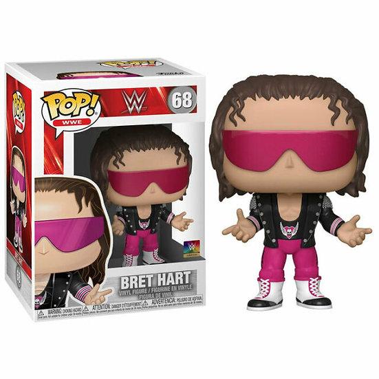 Pop! WWE Vinyl Figure Bret Hart #68