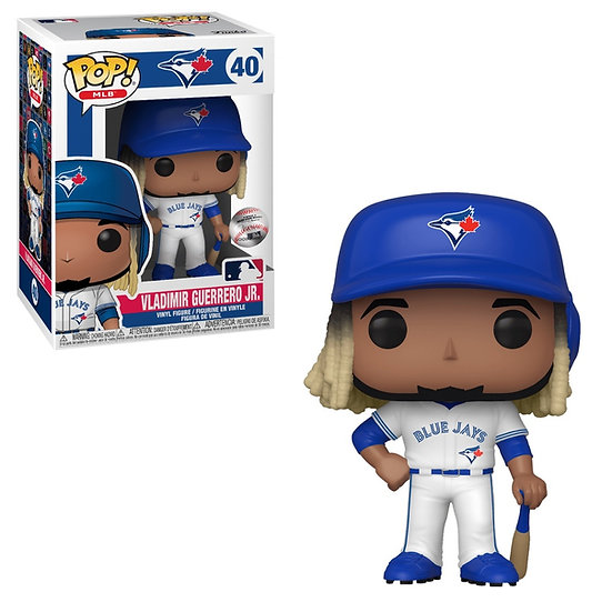 Pop! Baseball MLB Vinyl Figure Vladimir Guerrero Jr. #40