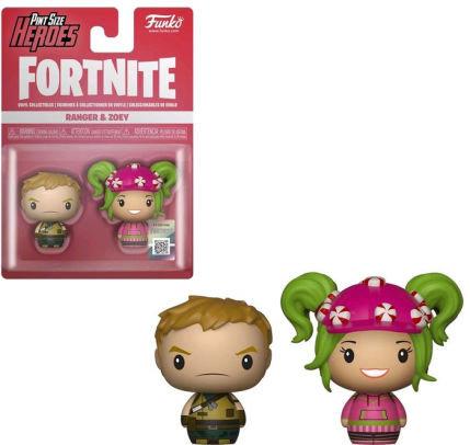 Fortnite Pint Size Heroes: Fortnite S1a - Ranger & Zoey