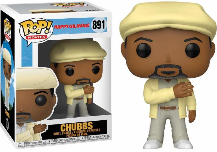 Funko Pop Happy Gilmore Chubbs #891