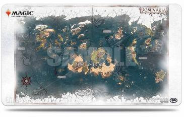 Dominaria Playmat Map of Dominaria for Magic