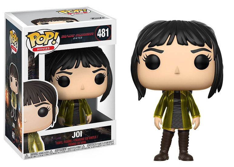 Pop! Movies Blade Runner 2049 Vinyl Figure Joi #481 (Vaulted)