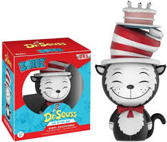 Dorbz Dr. Seuss Cat In The Hat Vinyl Collectible #285